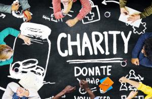 charity, donate